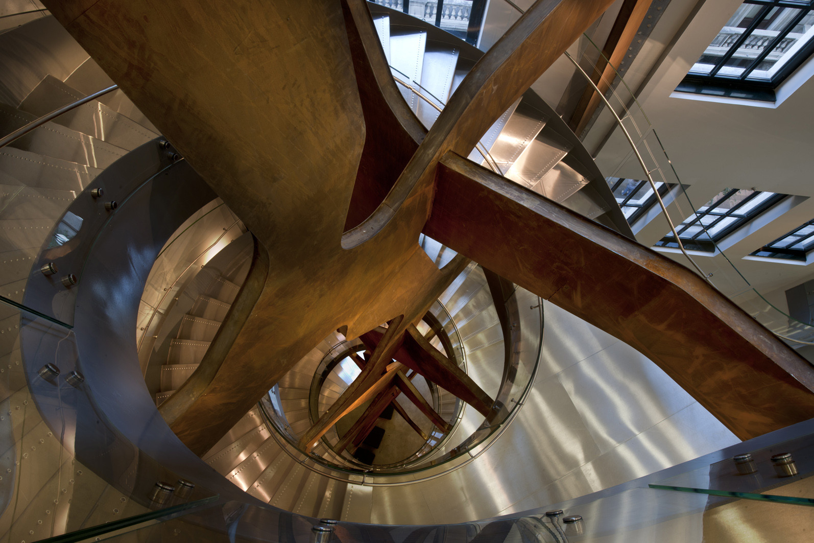 Espacio Fundación Telefónica / Moneo Brock Studio + Quanto Arquitectura