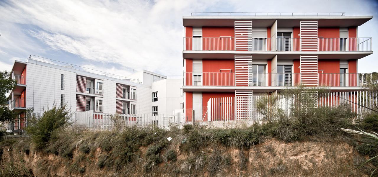 39 viviendas de alquiler para j venes ravetllat ribas for Alquiler de viviendas