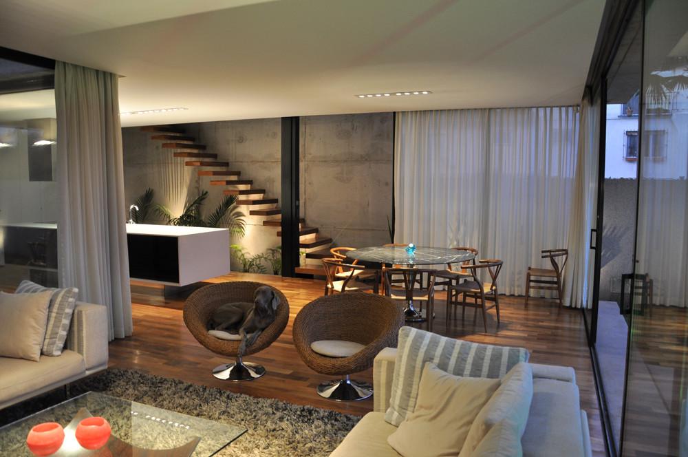 Galer a de casa marielitas estudio dayan arquitectos 4 - Estudio 3 arquitectos ...