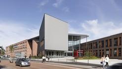 Castle View School / Nicholas Hare Architects