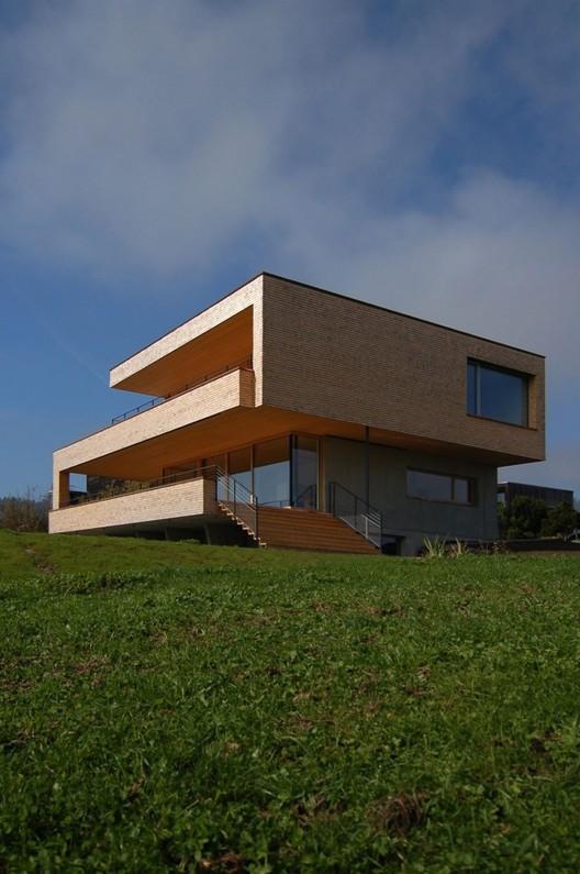 Casa en Alberschwende / k_m architektur, Cortesía de k_m architektur
