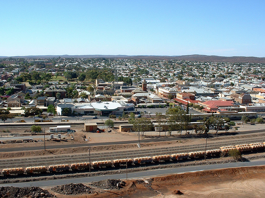 Broken Hill, Australia © Aaron A. Aardvark, via Flickr