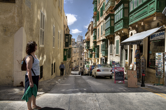 La Valeta, Malta © Pedro J. Pacheco, via Flickr