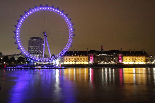 London Eye © Arabarra, via Flickr