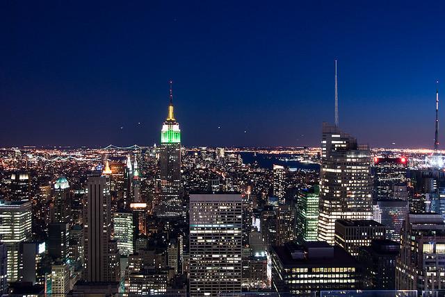 Should President Obama Create U.S. Department of Cities?, New York City Skyline © David Blaikie