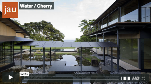 Video: Water / Cherry by Kengo Kuma Associates