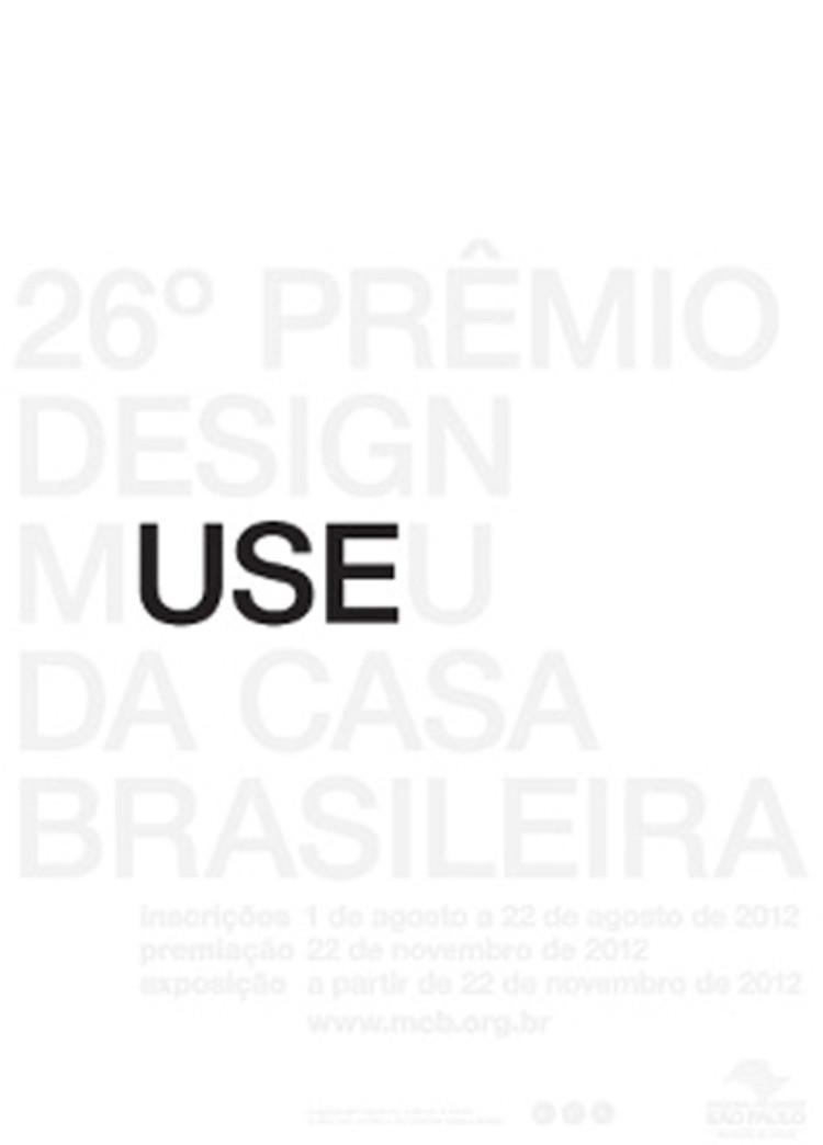 27º Prêmio Design MCB, 26º Prêmio Design MCB - Cartaz vencedor