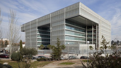 Banco Popular Headquartes  / Arquitectos Ayala