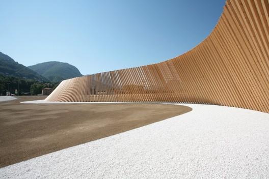 © Cortesía de Cino Zucchi Architetti