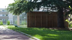 Little Emergency Music School in Palaiseau / ARCHICLUB