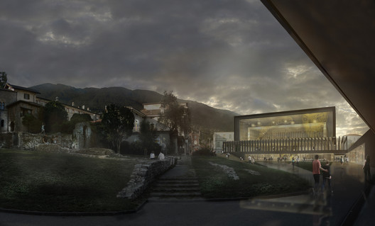 Courtesy of Mauro Turin Architectes