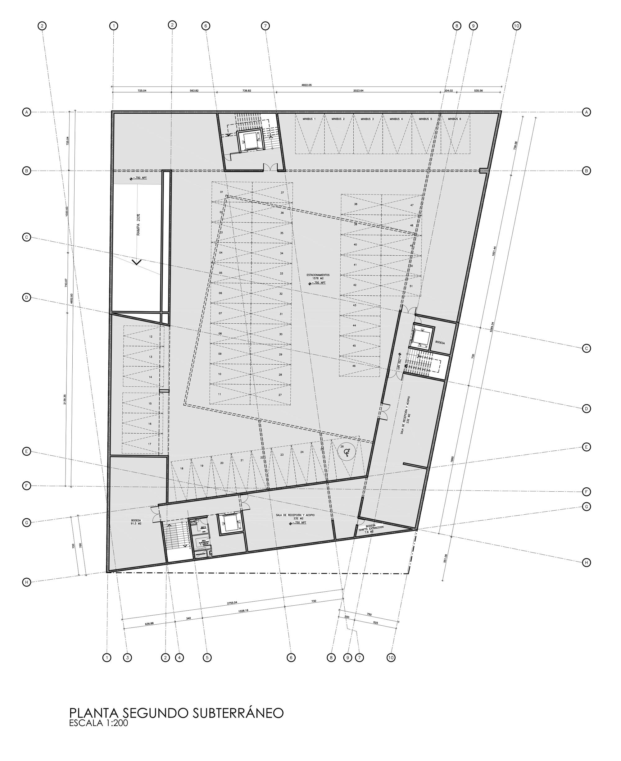 Galeria Arquitectonica: Galería De Propuesta Para El Museo Regional De Atacama