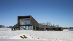 Nature Centre Hindsgavl / AART architechts