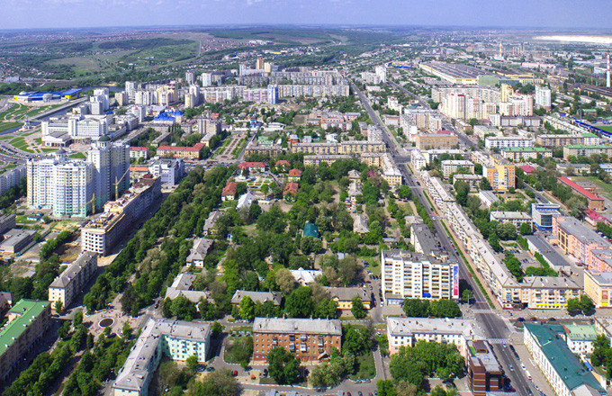 Belgorod City Centre International Competition, Courtesy of Project Russia
