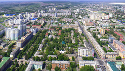 Belgorod City Centre International Competition