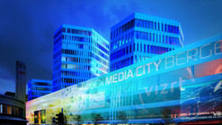 Proposta Ganhadora do Media City Bergen (MCB) / MAD arkitekter