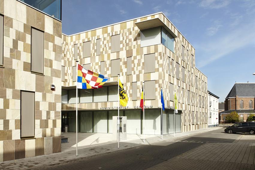 Willebroek Administration Building / BRUT, © Steven Neyrinck