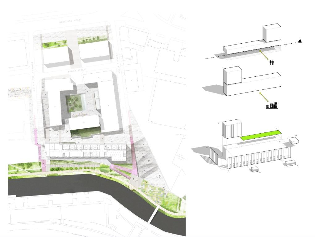 Gallery of speirs locks student campus proposal stallan brand 5 speirs locks student campus proposalsite plan and diagram ccuart Images
