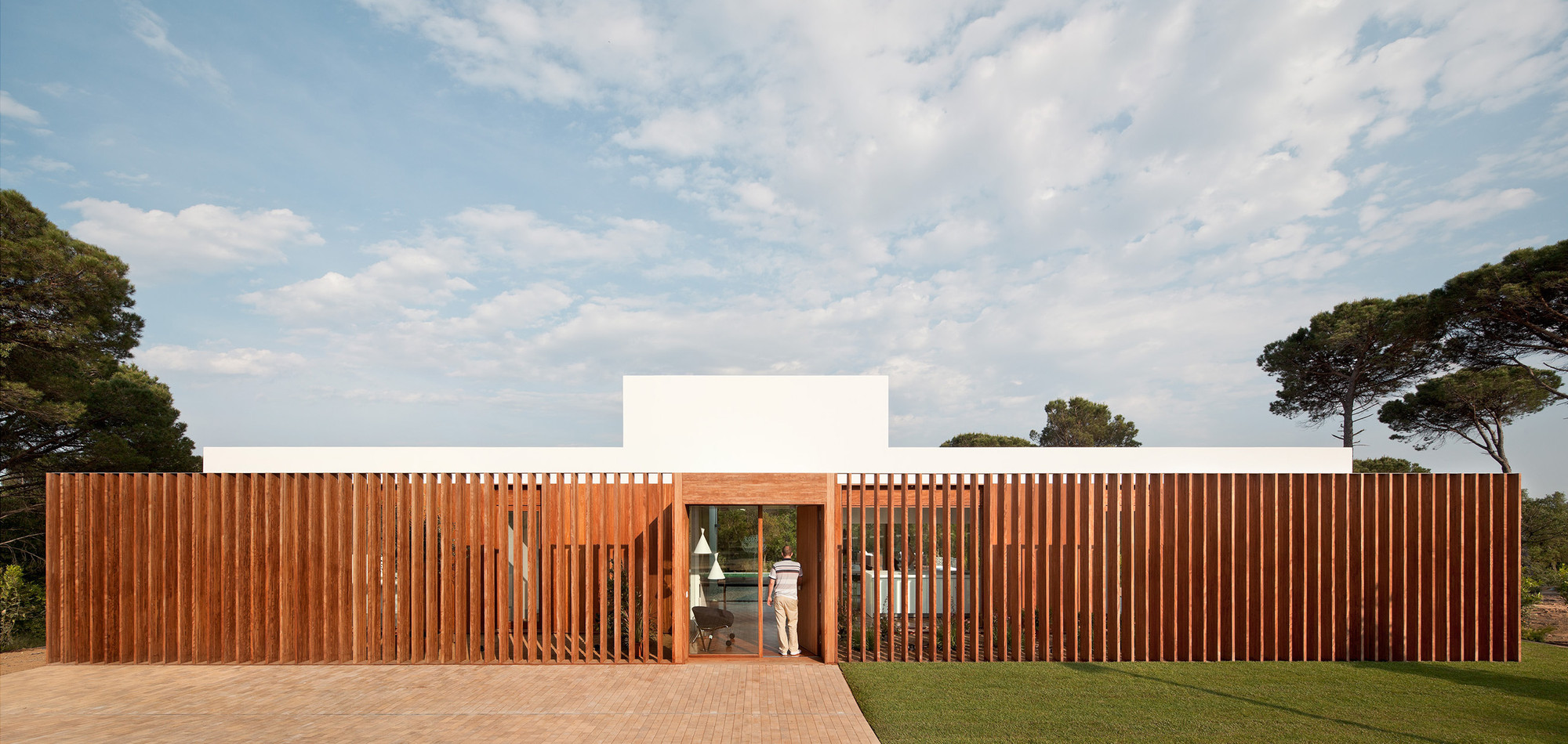 SIFERA House / Josep Camps & Olga Felip, © Pedro Pegenaute