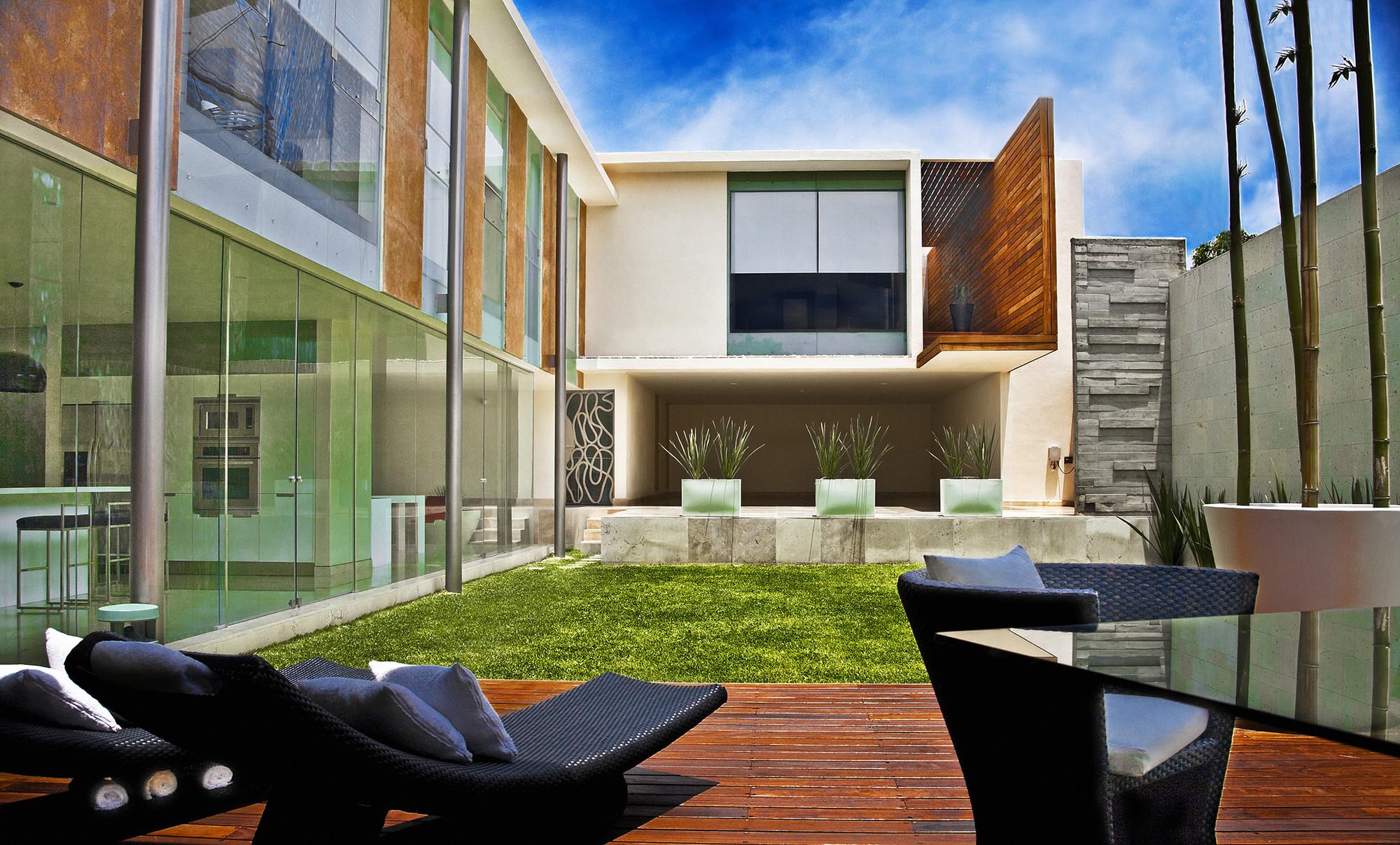 Galeria de casa ita taller5 arquitectos 8 for Arquitectos para casas