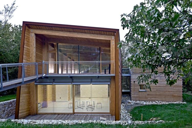 TVZEB Zero Energy Building / traverso-vighy architetti, © Alessandra Chemollo