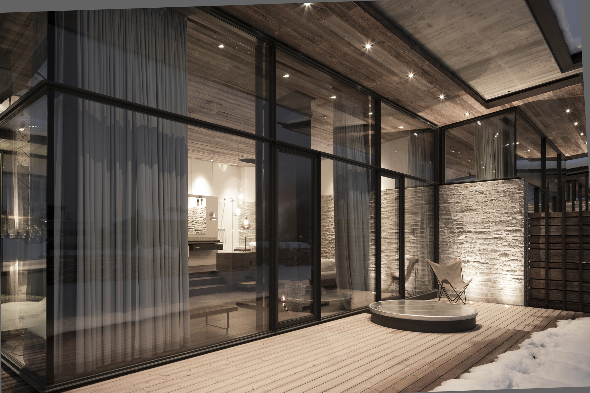 Gallery of hotel wiesergut gogl architekten 4 for Skiurlaub designhotel