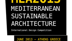MEA2013:  International Design Competition on Mediterranean Sustainable Architecture