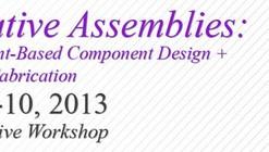 Mode Lab: Generative Assemblies Workshop Webinar