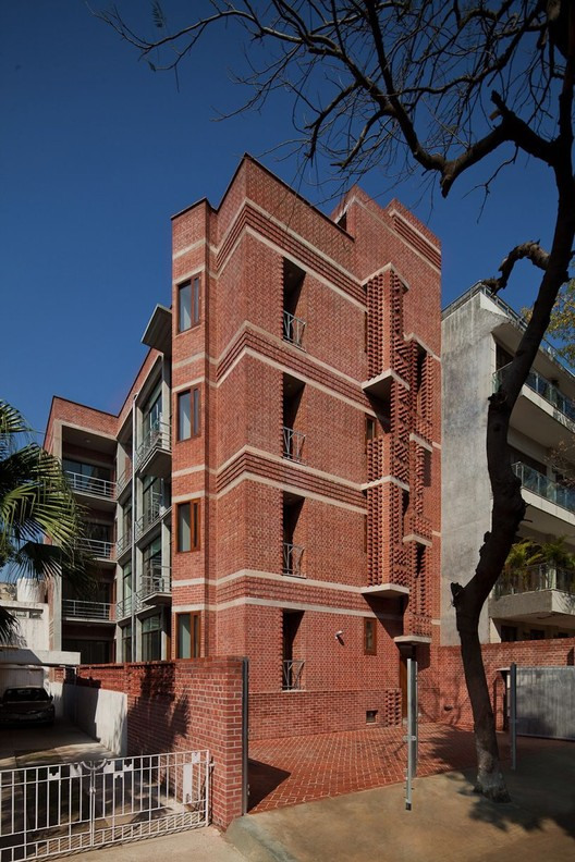 Vasant Vihar Residence / Vir.Mueller architects, Courtesy of Vir.Mueller architects