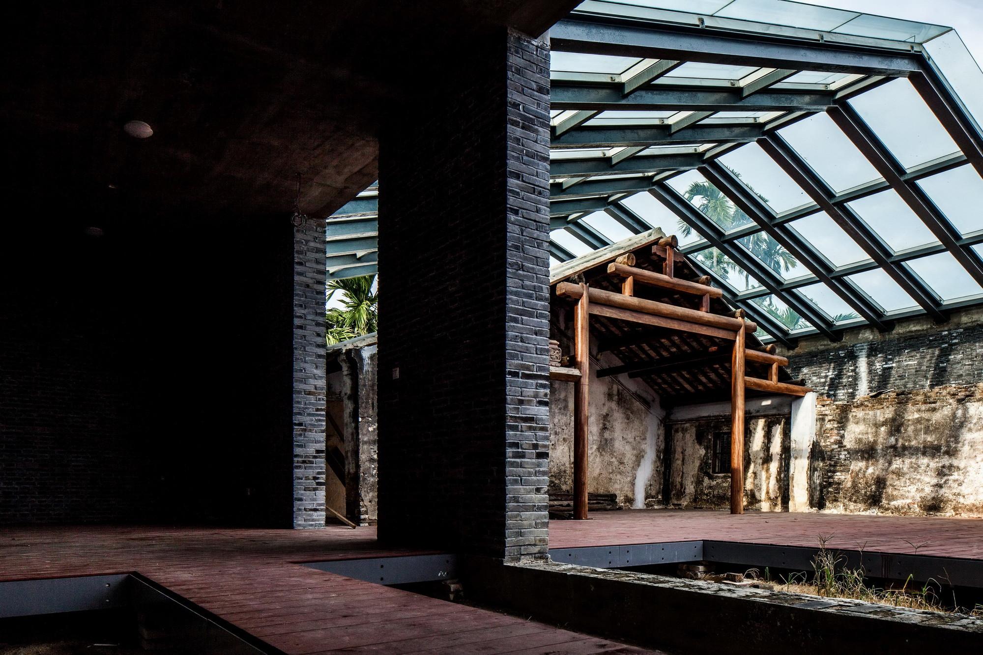 Shengdetang Ruins Gallery / CHCC of Tsinghua University, © Jin Dongjun