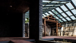 Shengdetang Ruins Gallery / CHCC of Tsinghua University