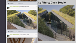 ArchDaily App Guide: Webnotes