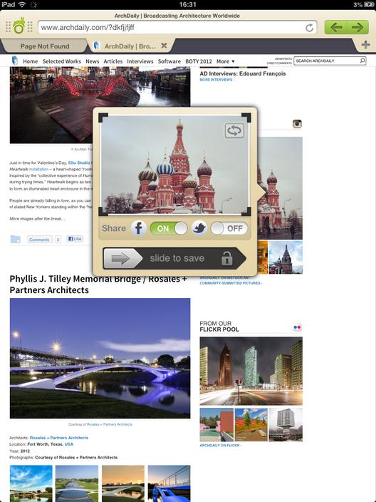 Aplicaci n para arquitectos webnotes archdaily m xico for Aplicaciones para arquitectos