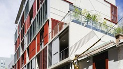 Eden Art Wall Apartments / Tony Owen Partners