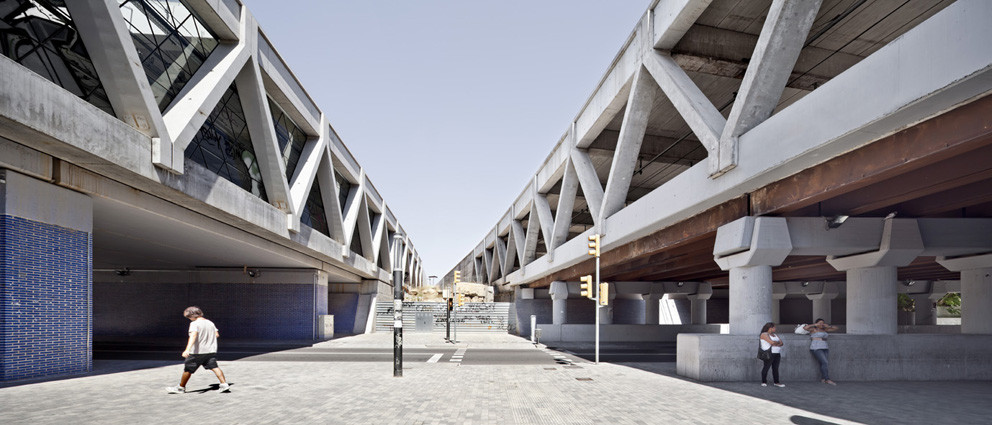 Redevelopment Of The Rail Corridor In Sants / Sergi Godia, Ana Molino Architect, © Sergi Godia Moragues