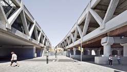 Redevelopment Of The Rail Corridor In Sants / Sergi Godia, Ana Molino Architect