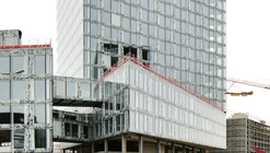 In Progress: Allianz Headquarters / Wiel Arets Architects