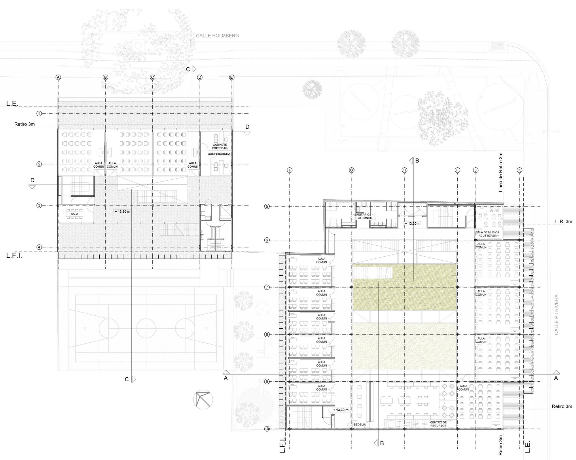 Galer a de tercer lugar concurso hacia una nueva for Hacia una arquitectura