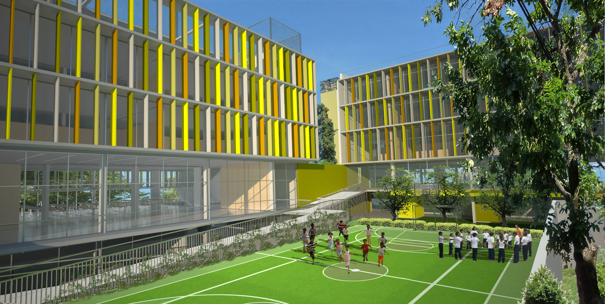 Tercer lugar concurso hacia una nueva arquitectura for Parasoles arquitectura