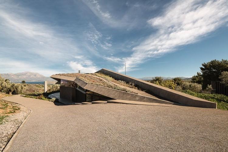 Casa em Sikamino / Tense Architecture Network, © Filippo Poli