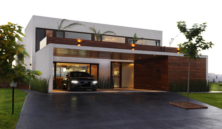 Casa Ef / Fritz + Fritz Arquitectos, © Quiroga Carrafa