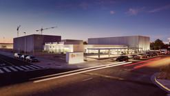 Fundación Laboral de la Construcción / MRM Arquitectos