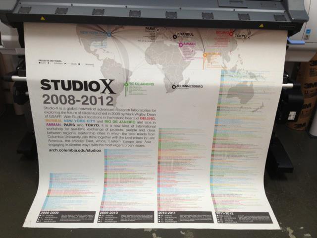 Studio-X Rio comemora dois anos de atividades com a x-WEEK 2013 , Courtesy of Studio-X Rio
