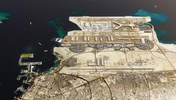 OMA Masterplans Airport City in Qatar