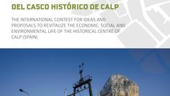 Concurso Internacional: Revitalización Económica, Social y Ambiental del Casco Histórico de Calp