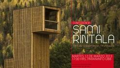 Conferencia Sami Rintala Universidad del BioBio