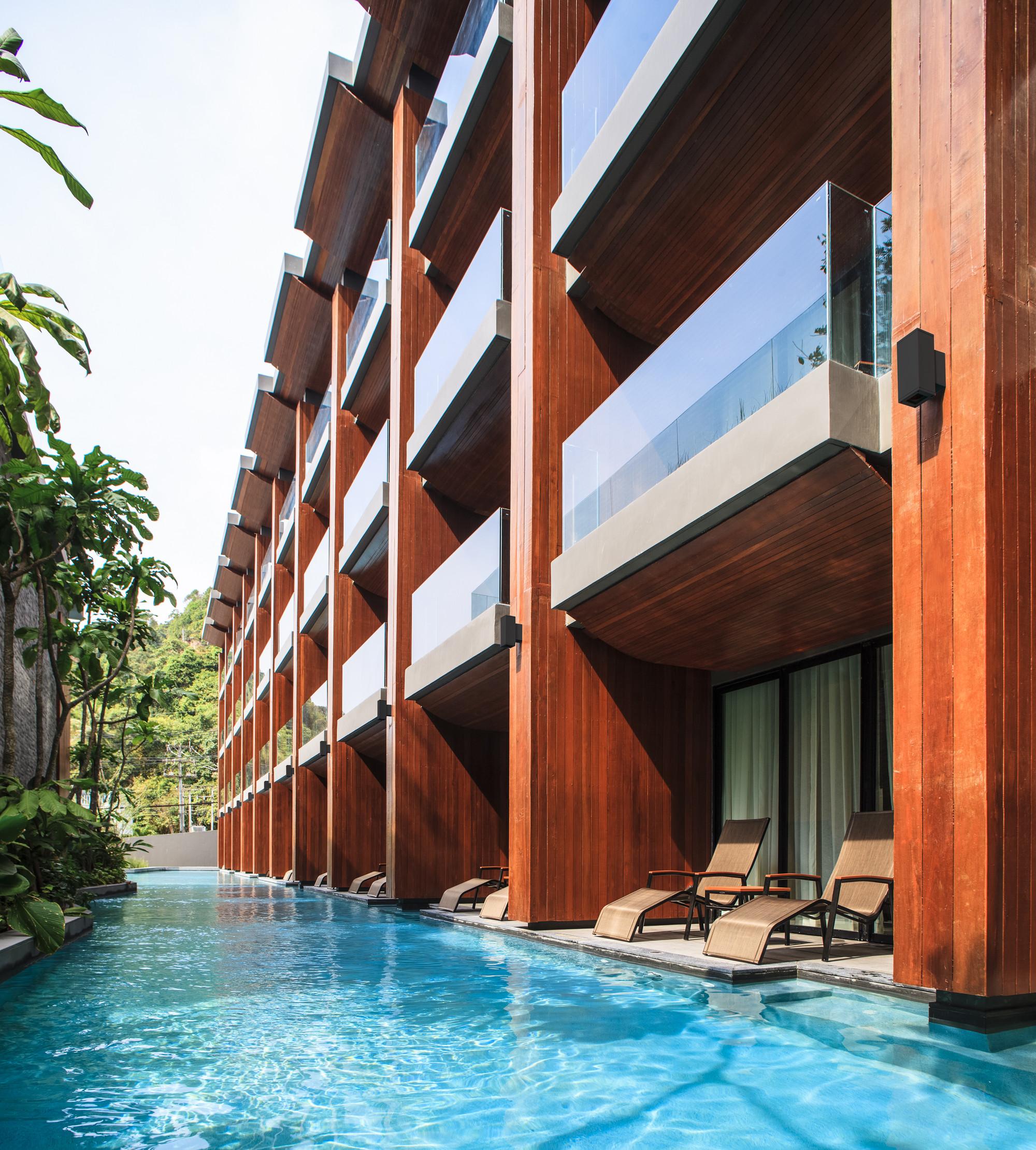 KC Grande Resort u0026 Spa Hillside Teerawat Winyarat