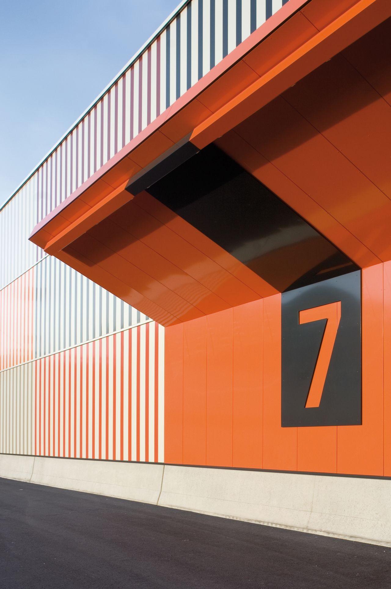 Architekten Frankfurt gallery of cargocenter frankfurt kölling architekten 7