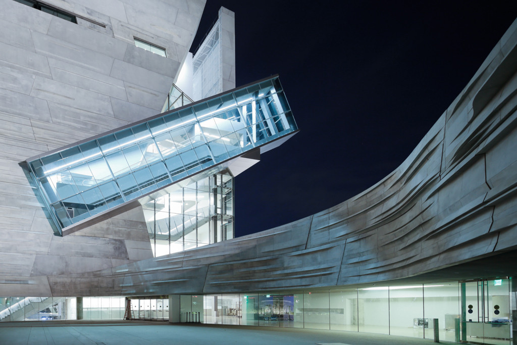 Perot Museum Of Nature And Science © Shu He