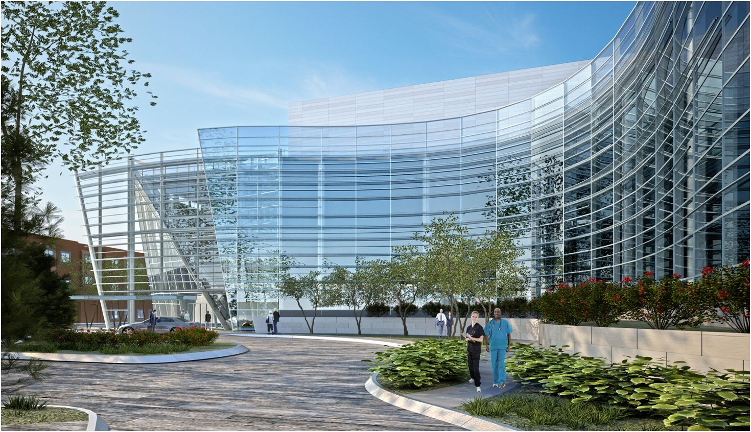 Gallery of Advocate Illinois Masonic Medical Center, Center for Advanced Care Proposal ...